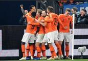 欧国联:荷兰连扳两球绝平出线 德国一场不胜耻辱降级