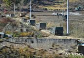 志愿军曾激烈争夺的高地上 朝韩今天要连接一条路