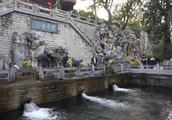 济南:初冬赏泉游兴不减
