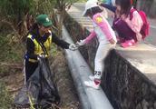 清洁山野进行时,深圳梧桐山将撤除垃圾桶,垃圾请随手带下山