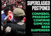 官方:为确保比赛公平性,解放者杯决赛次回合再次延期
