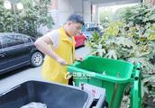 垃圾分类成习惯 义乌锦都豪苑垃圾前端分类率超九成