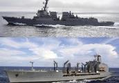 美国两艘军舰28日通过台湾海峡 美媒曝光具体细节