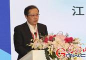 江南大学党委书记 、教授朱庆葆主旨发言