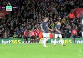 英超-卢卡库破荒拉什福德两助 曼联2-2南安普顿三轮不胜