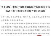 省医保局公布举报方式,发现这些欺诈骗取医保行为快举报!