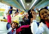 济南定制公交开通百日回望:157条线路让人幸福感大增