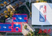 首家NBA篮球公园落户梅溪湖 12月8日正式对外营业