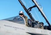 美海军将以悼念队形致敬老布什葬礼 被指前所未有