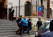 欧洲五国联合突袭意大利黑手党 查获4吨可卡因