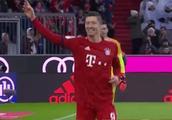 德甲-莱万两球里贝里破门 拜仁3-0终结联赛主场4轮不胜