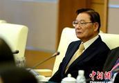 台湾海峡交流基金会前董事长江丙坤去世 终年86岁