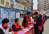 建阳区开展国家宪法日宣传活动
