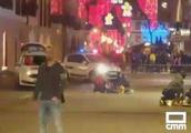 法国圣诞集市枪击案嫌犯仍在逃逸 案发前遭警方追捕