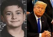 美国11岁男孩叫特朗普 在校被欺凌被迫辍学改姓