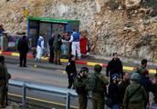 约旦河西岸定居点附近突发枪击事件 致2死2伤