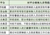 """追踪30家网贷案追赃:有嫌犯前妻被抓 """"羊头""""被刑拘"""