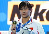 这回不蒙圈了!短池游泳世锦赛王简嘉禾800自夺冠