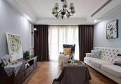 94.09平米的三居室装修全包只花了9万,现代风格让人眼前一亮!-俊发城装修