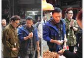 谢霆锋潘玮柏厦门逛市场被偶遇 挑选食材接地气