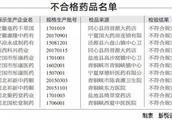 宁夏公布近期药品抽检信息,这些药店药品不符合规定已下架
