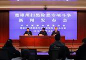 云南省楚雄州两级法院严惩黑恶势力犯罪