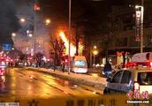 日本札幌一餐厅爆炸起火 中领馆称暂无中国公民伤亡
