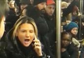 被控有罪!纽约地铁辱骂亚裔女子的白人女性涉嫌种族歧视