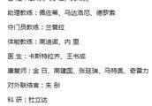 中国足协公布国足亚洲杯25人名单,北京国安4将入选