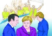 欧盟:纷扰蹉跎又一年