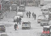 西藏南部有较强降雪 华北南部至江淮有雾霾
