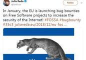 """欧盟明年一月开始在免费开源软件项目中推行""""漏洞赏金"""""""