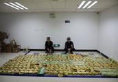 假茶叶真毒品 云南警方破获特大走私贩毒案