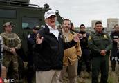 特朗普视察美墨边境 称可能宣布国家紧急状态