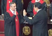 AI合成主播│委内瑞拉总统马杜罗宣誓就职 开始第二个任期