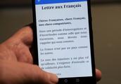 马克龙向法国人民致公开信:要辩论,不要暴力