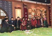 王定国扶贫基金会参观临县革命旧址走访贫困地区