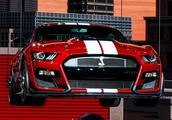福特全新Mustang Shelby GT500北美首发