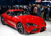 丰田Supra北美车展发布 设计更加运动
