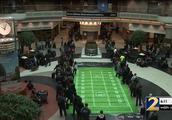 美政府停摆 亚特兰大机场安检需排队60分钟以上