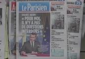 """法国经历""""黄马甲""""之痛 马克龙发表致民众公开信,试图挽回信任"""