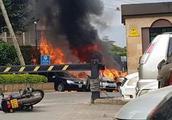 肯尼亚酒店爆炸还传出枪声现场图曝光 肯尼亚酒店爆炸真相揭秘