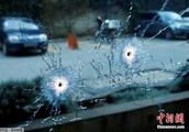 肯尼亚首都发生爆炸和枪战 反恐人员抵达现场