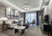 97平米的房子能装修成什么效果?现代风格三居室装修案例!-绿地悦公馆装修
