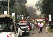 肯尼亚首都发生爆炸枪击事件 两名被困中国公民被平安救出