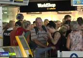 任性!说不干就不干!德国再现全国范围机场大罢工,大量旅客受影响