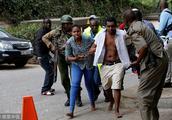 路透社:肯尼亚内罗毕酒店遭袭已造成15人死亡