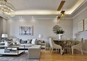 89.48平米的三居室装修全包只花了11万,现代风格让人眼前一亮!-盛邦珑湖装修