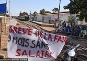 马里铁路工人绝食抗议 要求尽快支付10个月的拖欠工资