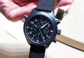 这样的飞行员腕表你见过吗 实拍IWC万国新品飞行员计时腕表